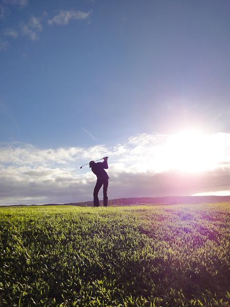 19. Sunset Golf