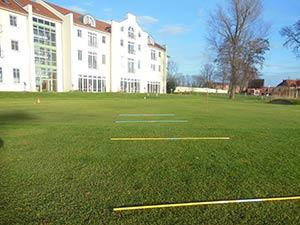 Golf Platzreife im Golfclub Teschow